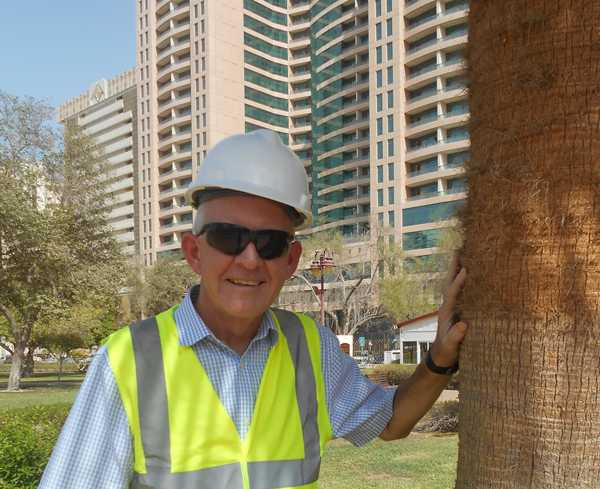 One on one with Chris Smith, technical director of health and safety in Abu Dhabi