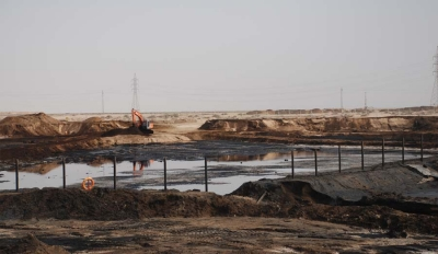 Contaminated land remediation